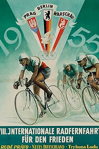 Diamant Fahrrad Werbung