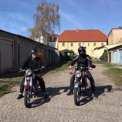 Dieter und Christian