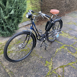 MIFA Fahrrad mit MAW Hilfsmotor