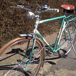 MIFA Fahrrad Modell 202