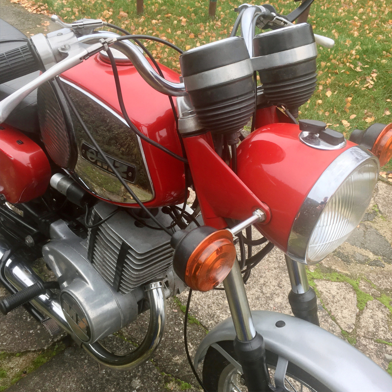MZ TS 250/1