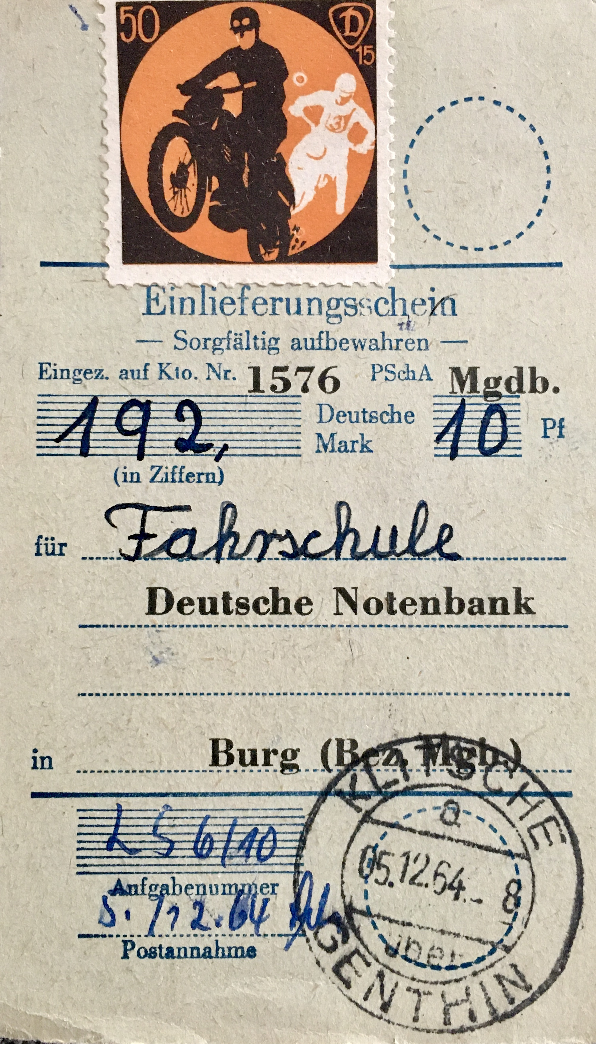 Fahrschule DDR