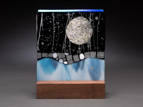 """6"""" Shelf Panel, opaque backing"""