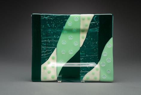 Striations-Green