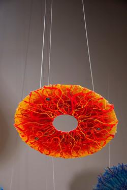 Orange Disc