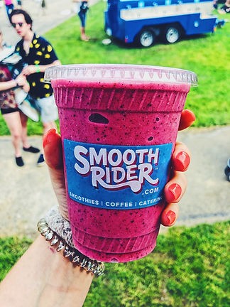 Smooth Rider Dragonberry Smoothie