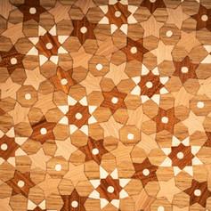 Le bois offre de multiples capacités, permet un travail d'une grande finesse et propose une large palette de couleurs