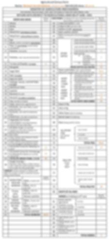 Michael Harold Webster, Goose Lane Agricultural Census Form