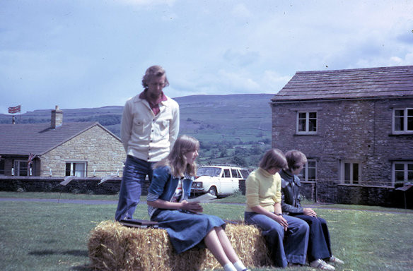 Brian, Penny, Valerie and Sally