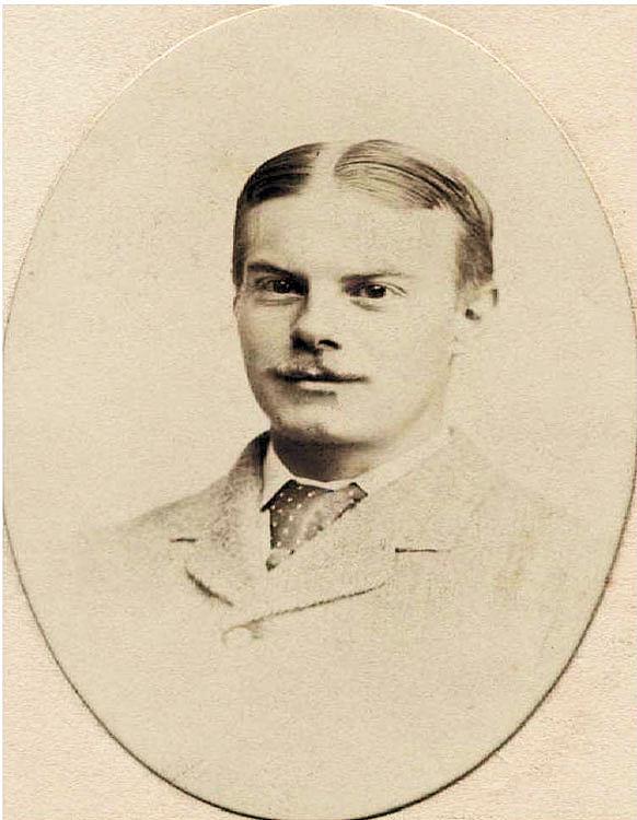 John William Lodge, at Cambridge (1874-1879).