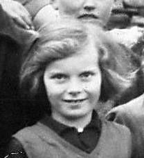 Mattie Furnish, Cross Lanes School, 1939
