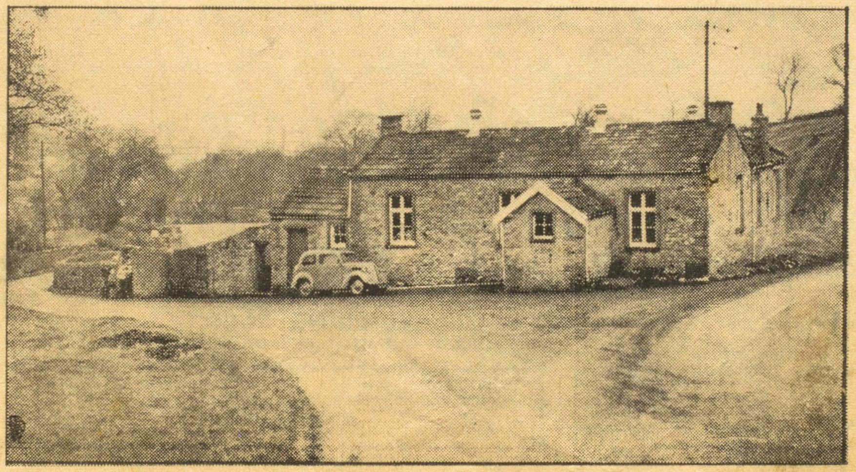 Cross Lanes School D&S Times Mar 1959