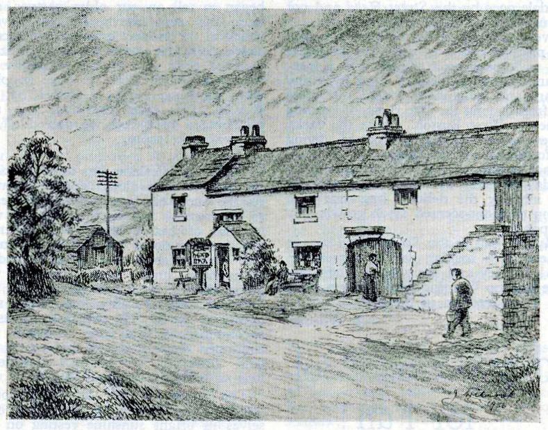 An Artist in Bishopdale, Dalesman 1961