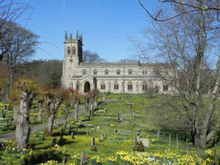 St. Andrew's Churchyard, Aysgarth, c. of Pip Land