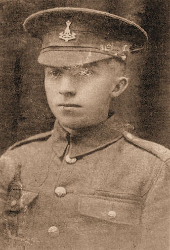 Private, Matthew Heseltine of Thoralby