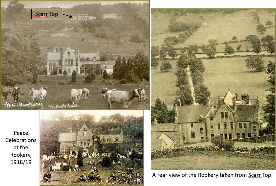 The Lodge Family and The Rookery, Bishopdale