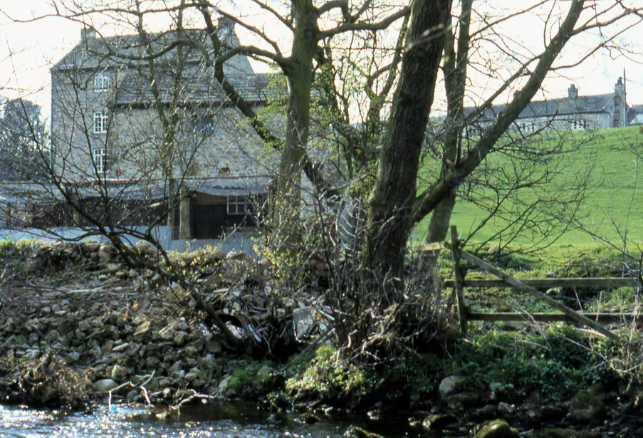 Old stable and store house - Thoralby Mill