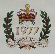 Quenn Elizabeth II Silver Jubilee, 1977