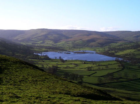 Semerwater, coutesy of My Yorkshire Dales, 2015