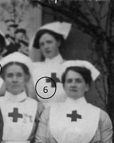 May Heseltine - nurse 1914 Aysgarth