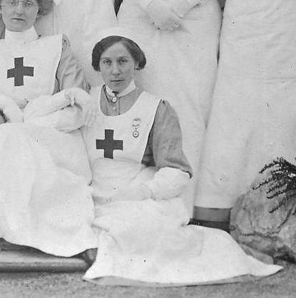 Nurse, Madge Bladesof Aysgarth