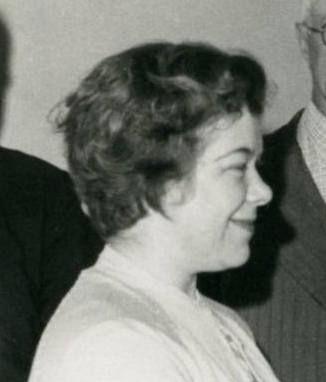 Mrs Foster, 1964 DCM