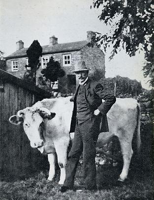 Ralph Blades of Aysgarth