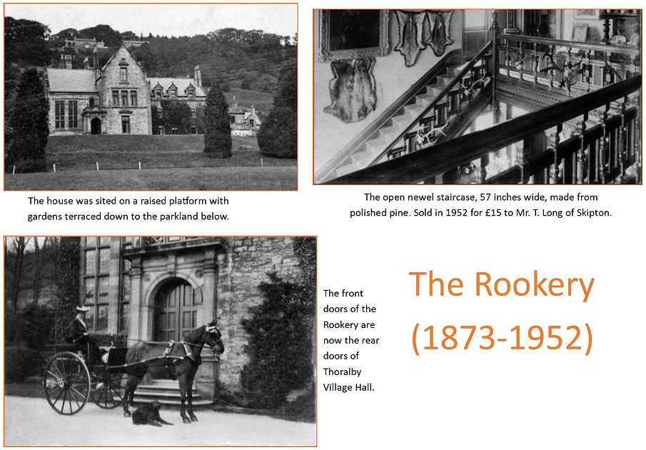 The Rookery, 1873-1952, courtesy of Graham Bell