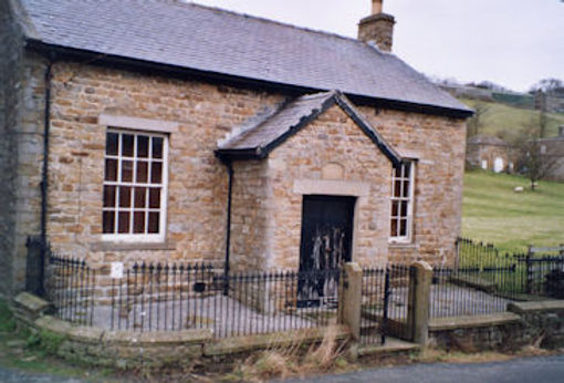 Thoalby Reading Room, 2003