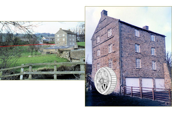 Thoralby Water Corn Mill