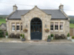The School House today, now a home, 2013.