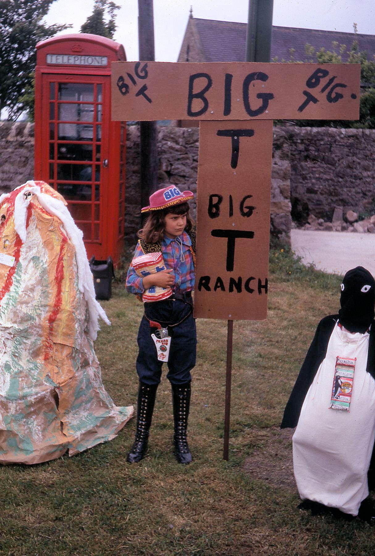 Fancy Dress 1973 LC