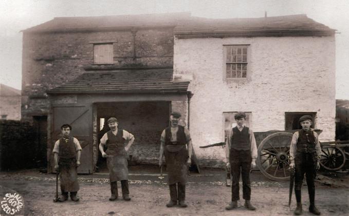 Blacksmith's Forge, Wayside
