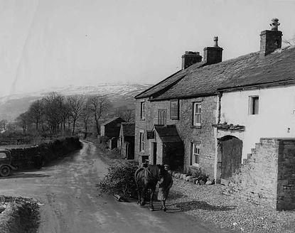 Street Head,  Newbiggin, 1936
