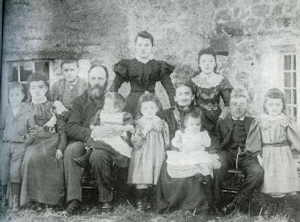 Heseltine family of Newbiggin, Aysgarth