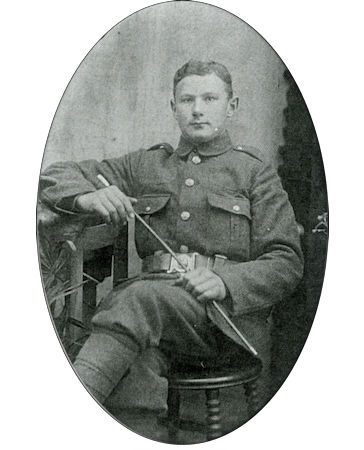 Corporal William Hemsley, Thoralby & Aysgarth