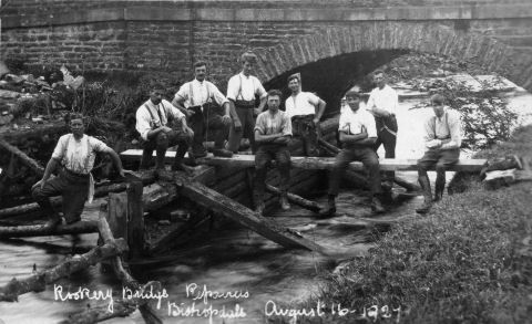 Rookery Bridge Repairs