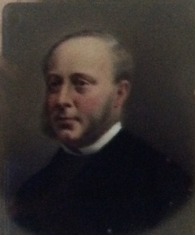 Robert Lodge, courtesy of Michael Brasier-Creagh, great great grandson