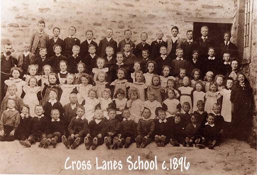 1896c. - Cross Lanes School