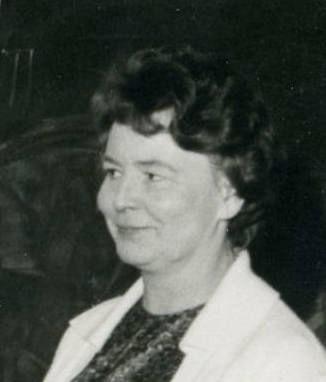 Mrs Teasdale - 1964 DCM