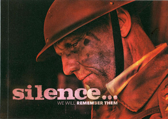 Silence - We Will Remeber Them R
