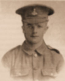 Private, Joseph Dixon Raw of West Burton
