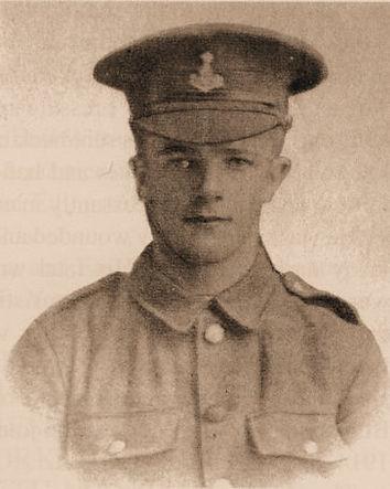 Private, Joseph Dixon Raw of West Burton