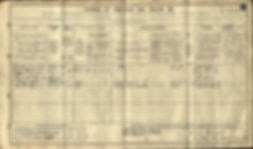1911 Census William Dinsdale, Dale Foot