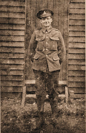 Private, John Percival, Aysgarth