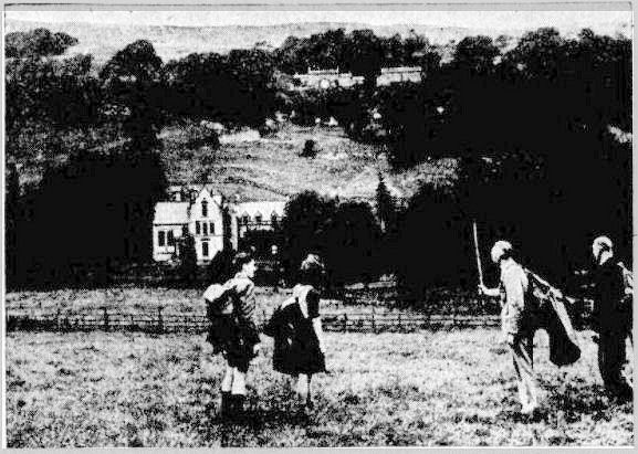 New Youth Hostel in Bishopdale, 1945