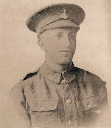 Private, George Iveson Hammond of West Burton