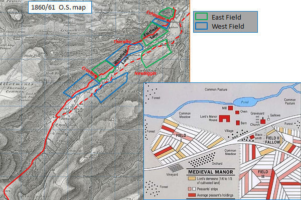 Medieval Road and Field Systems in Bisho