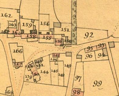 Tithe 1840 - Smithys