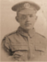 Private, William Edmud Bushby, West Burton